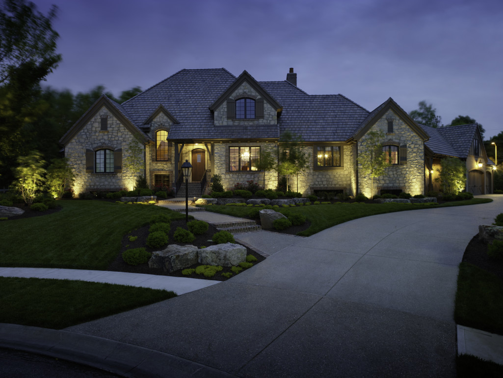 Homepage Simply Brilliant Landscape Lighting